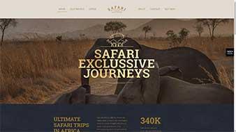 طراحی-وب-سایت-سافاری-سیر-و-سفر-ساحت-2-وبمستران-ایران