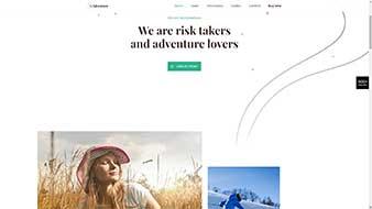 طراحی وب سایت ماجراجویی 2 وبمستران ایران