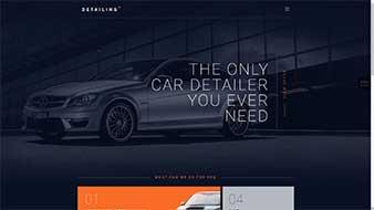 طراحی وب سایت خدمات اتومبیل وبمستران ایران