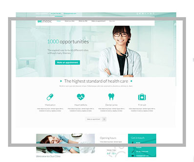 طراحی-وب-سایت-پزشکی-وبمستران-ایران